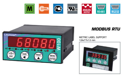 Weight Indicators & Transmitters – Gravitech